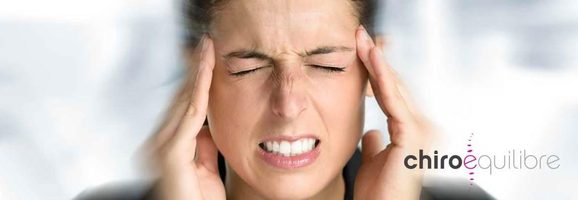 Chiropraticien Repentigny et maux de tête