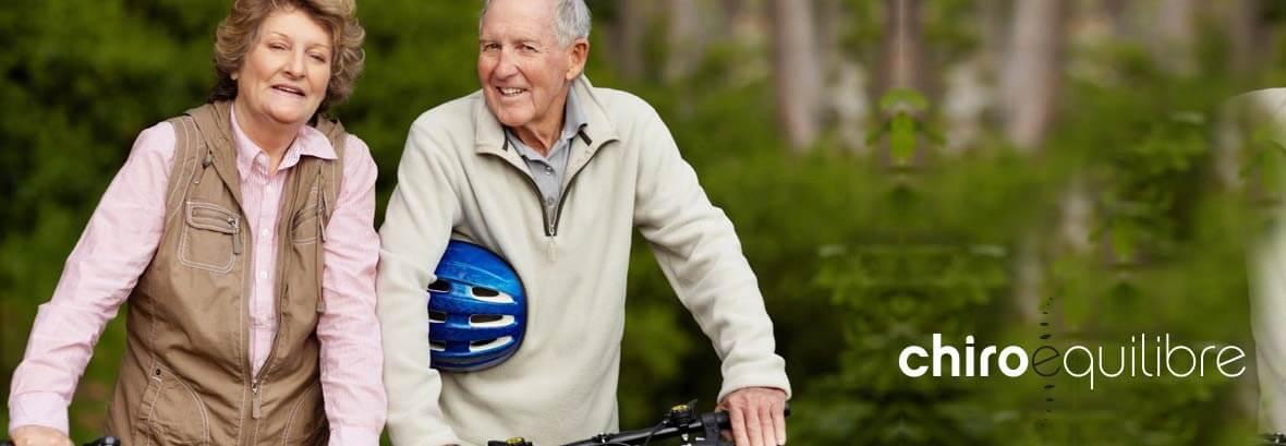 Chiropraticien Repentigny - personnes âgées