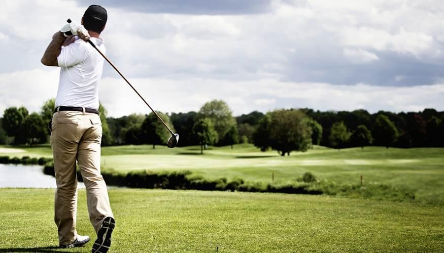 Chiro et golfeur