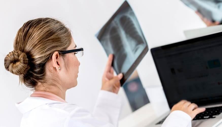 chiro et radiographie