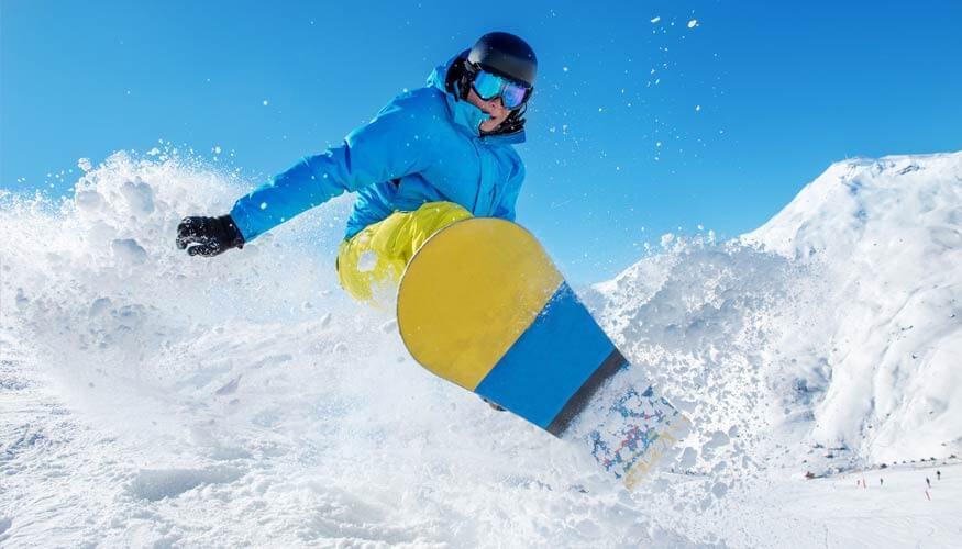 Chiro et ski ou planche à neige