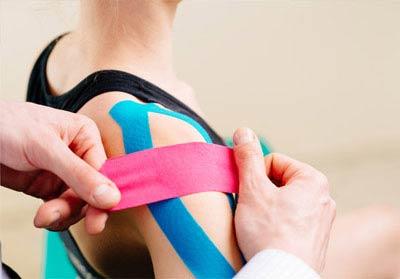 taping neuro proprioceptif chiro