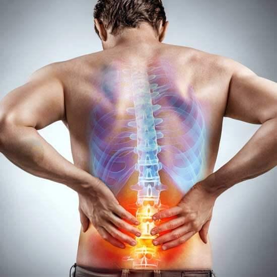Soulagement des douleurs aux dos par un chiropraticien