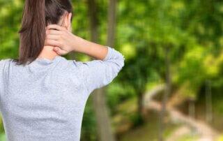 Torticollis et douleur au cou