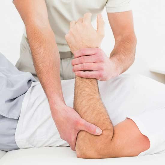 Traitement du tennis elbow